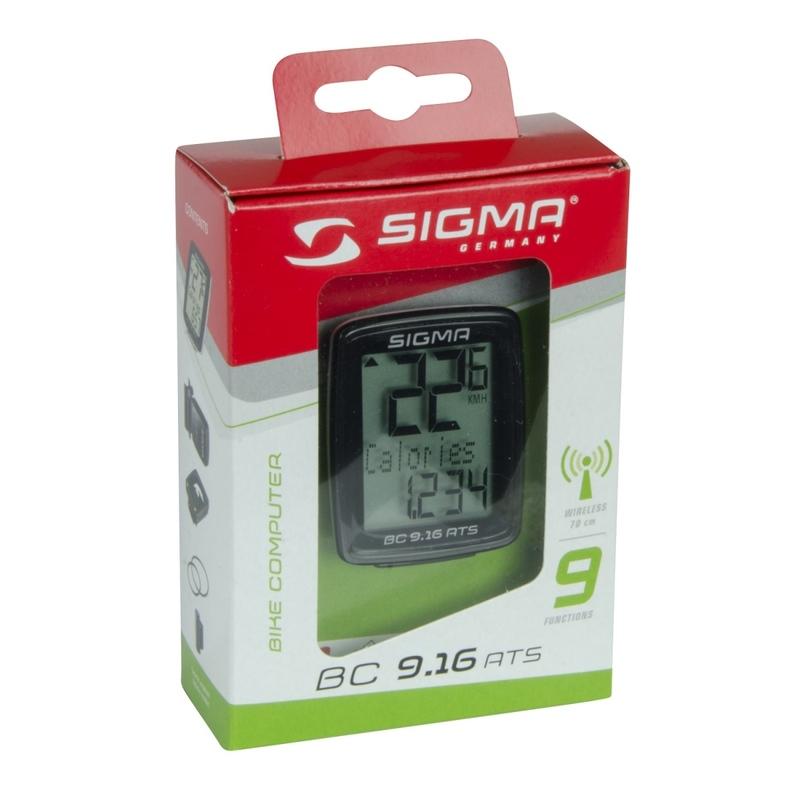 Sigma tachometr BC 9.16 ATS