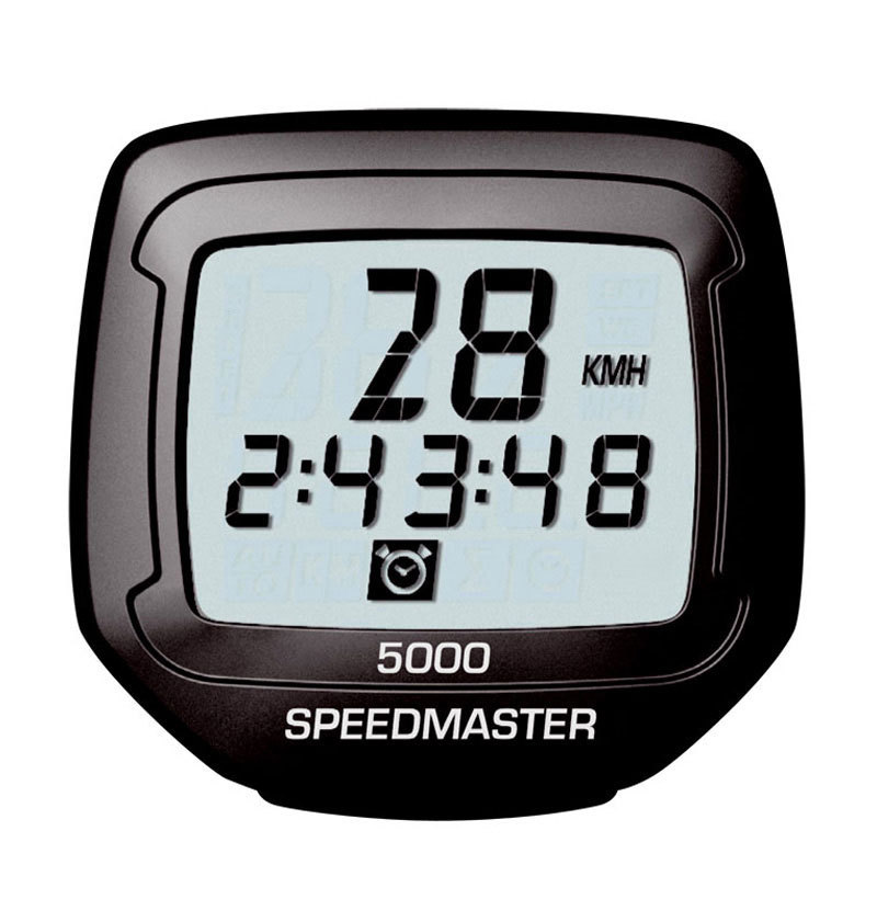 Sigma tachometr PL 5000 Speedmaster
