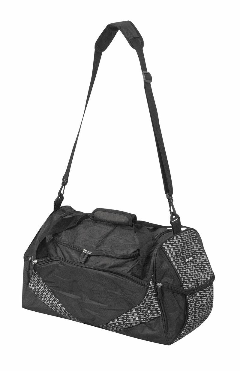 Force taška sportovní FORCE 35 l, černá