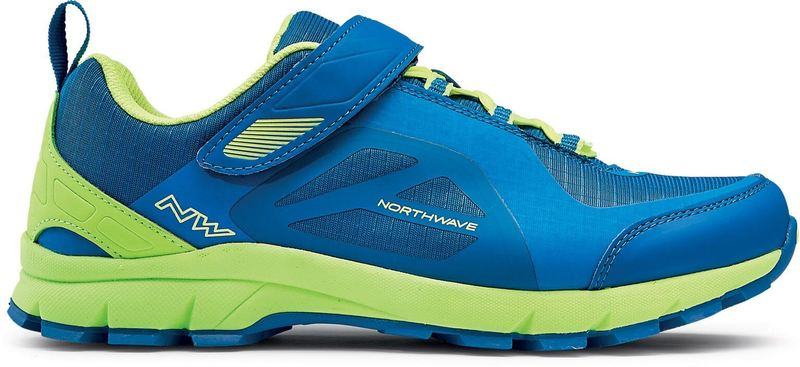 Northwave tretry ESCAPE EVO blue-lime