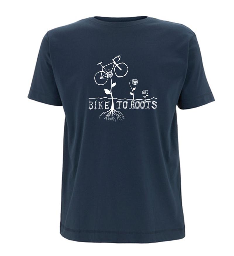 Biko Triko pánské Bike to Roots denim blue