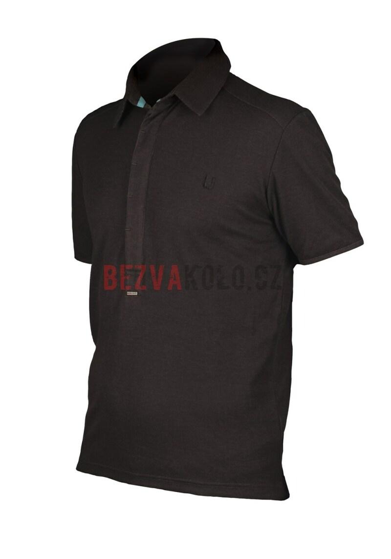 Endura triko URBAN Coolmax Merino krátký rukáv black