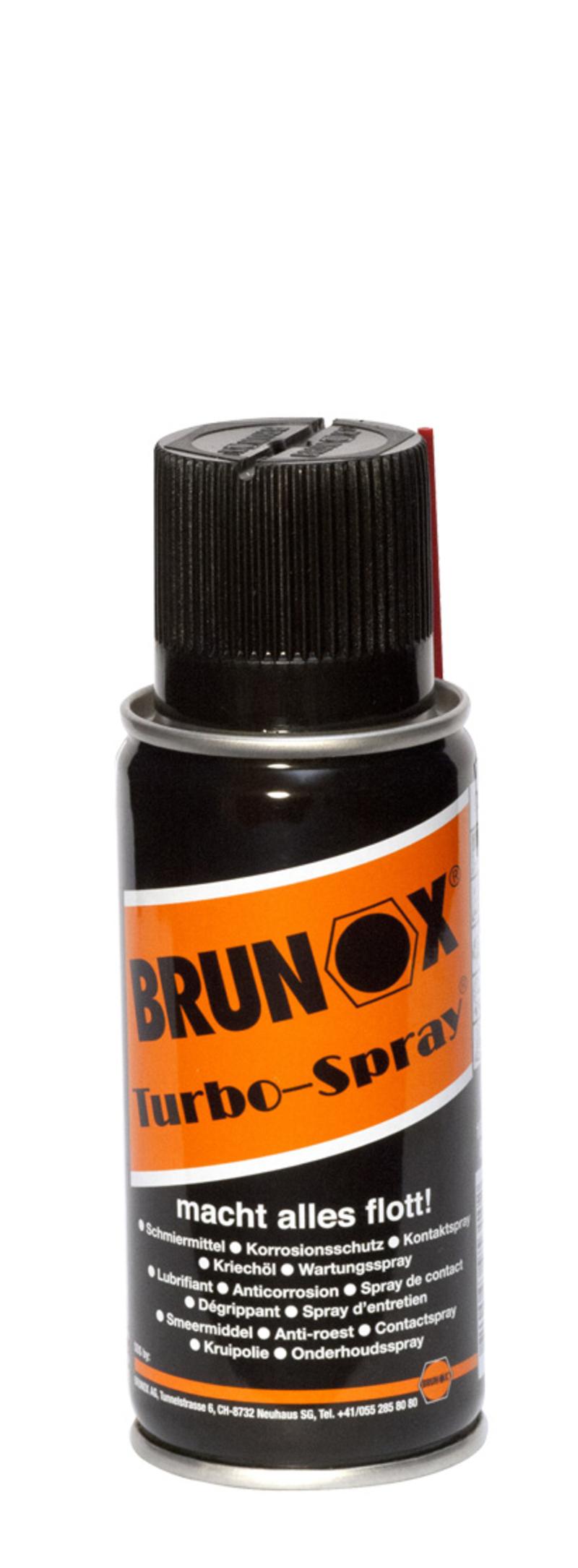 Brunox TURBO - SPRAY 100 ml