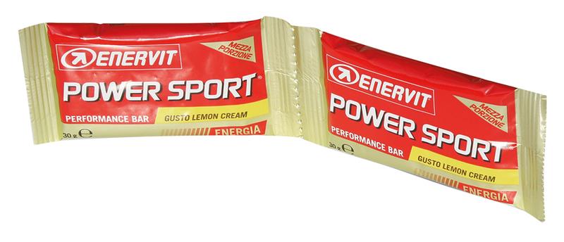 Enervit tyčinka POWER SPORT 2x30g citron