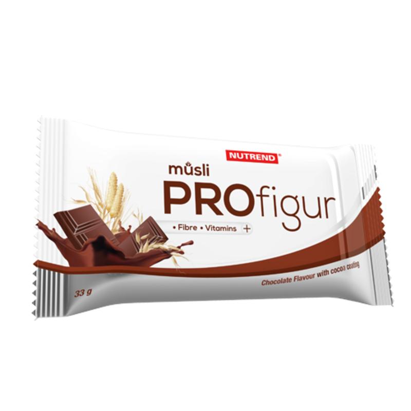 Nutrend tyčinka PRO FIGUR 33g čokoláda