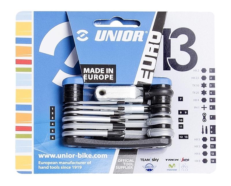 Unior nářadí multiklíč EURO13, 13 funkcí