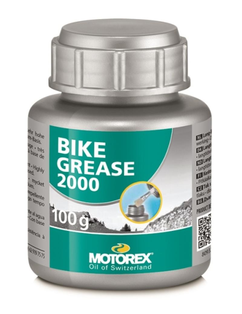 Motorex vazelína BIKE GREASE 2000 100g