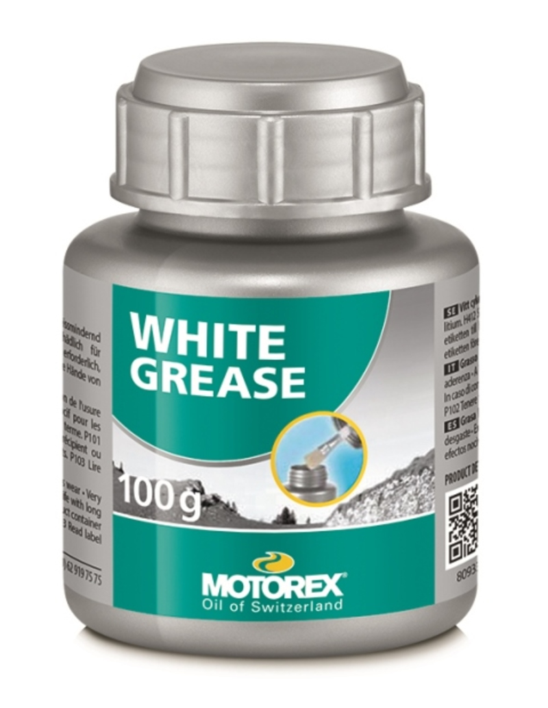 Motorex vazelína WHITE GREASE 100g