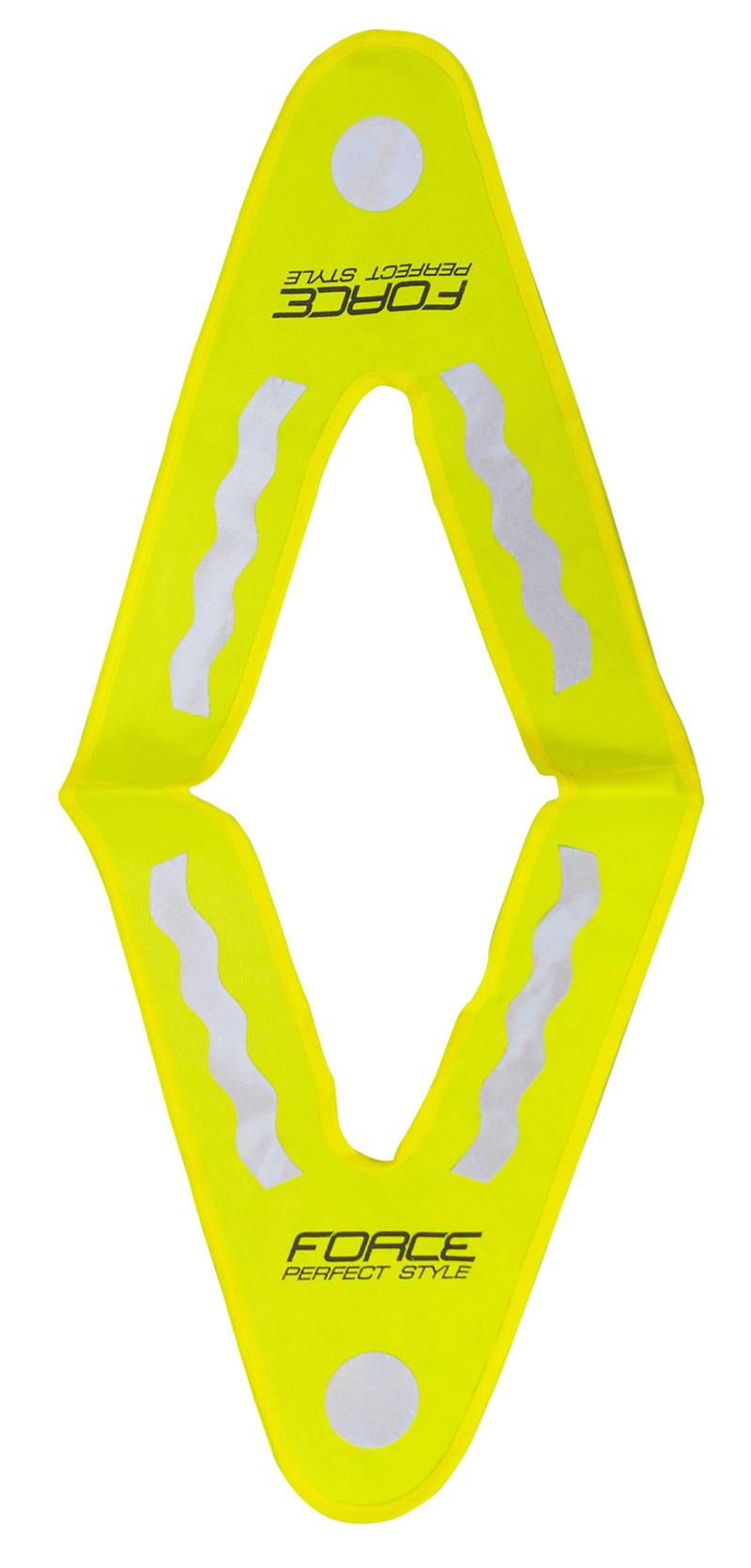 Force vesta dětská reflexní V-tvar, přes hlavu