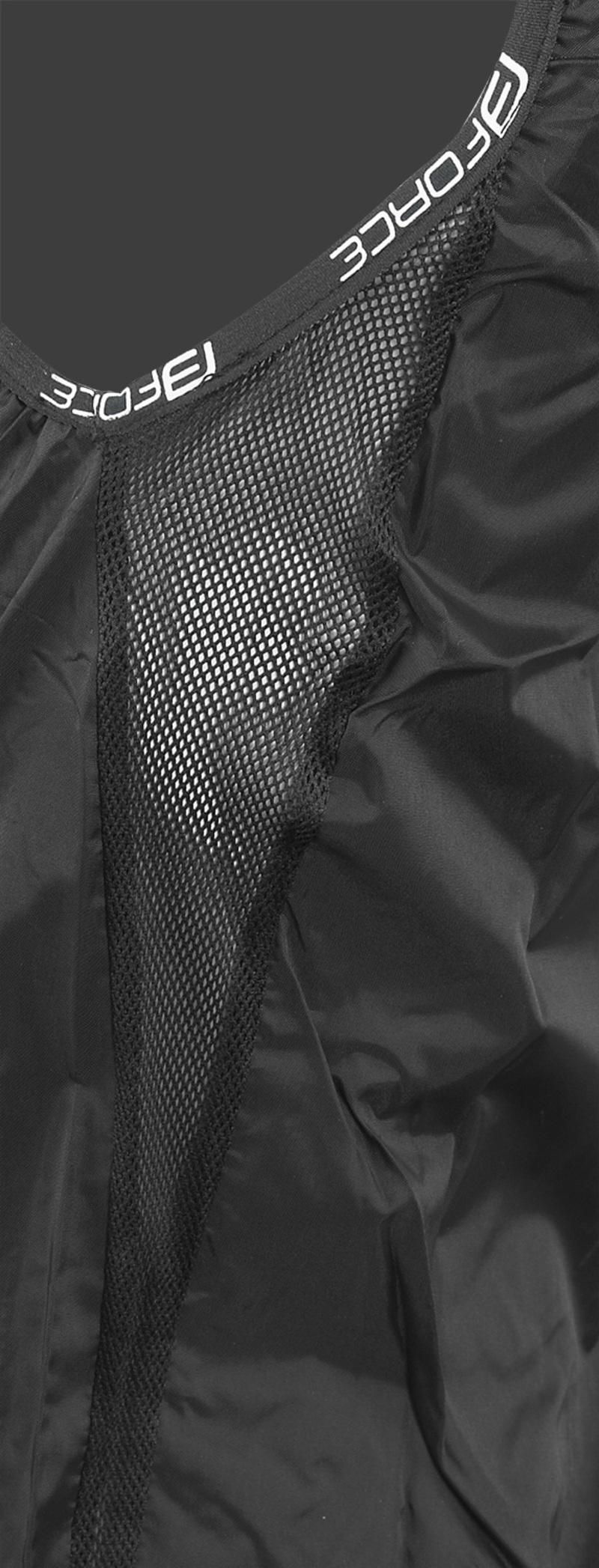 Force vesta V48 neprofuk, černá