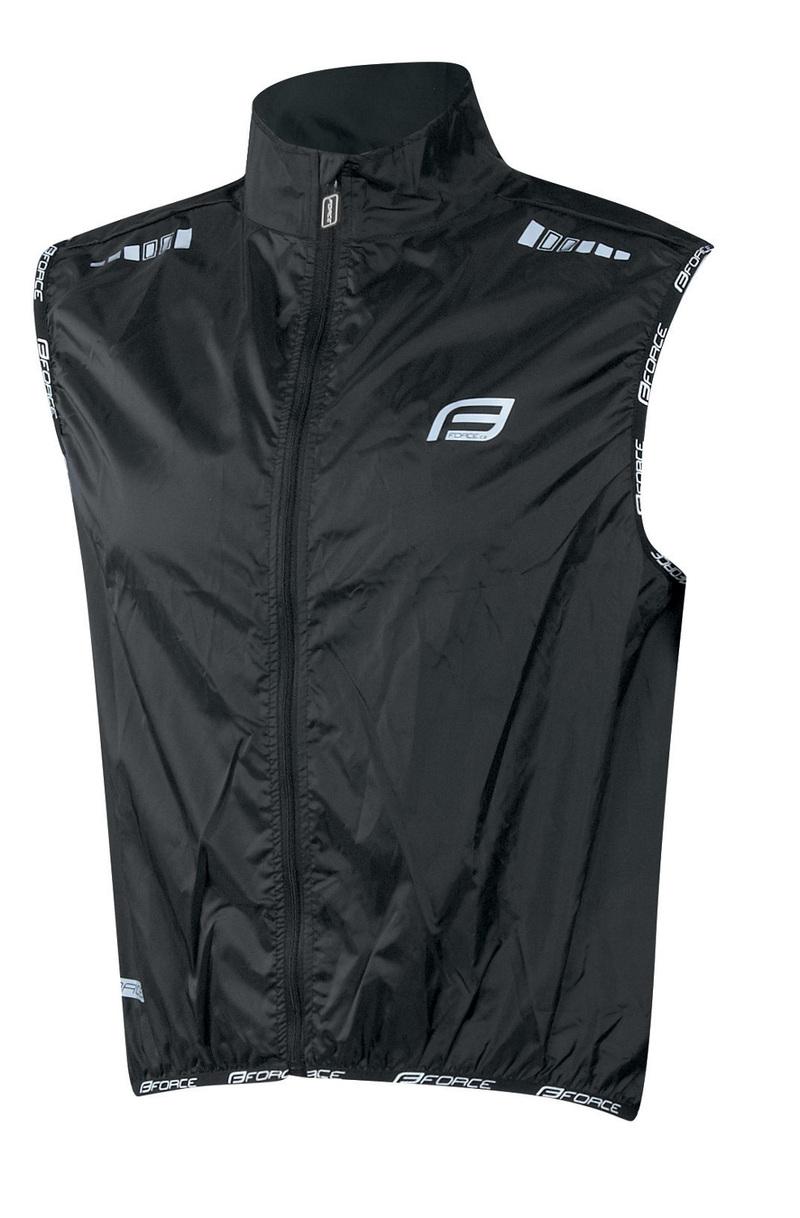 Force vesta V48 neprofuk širší-W, černá