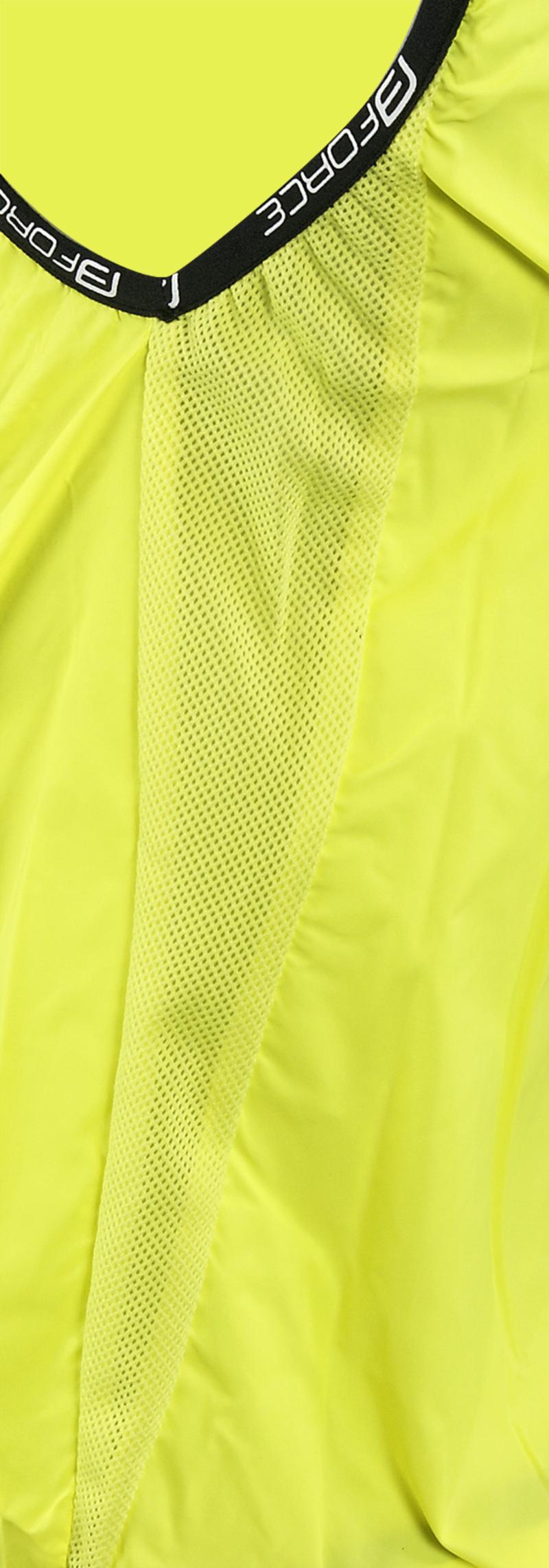 Force vesta V48 neprofuk širší-W, fluo
