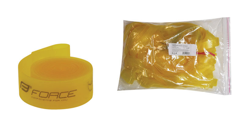 Force vložka ráf. FORCE 559x18 žlutá