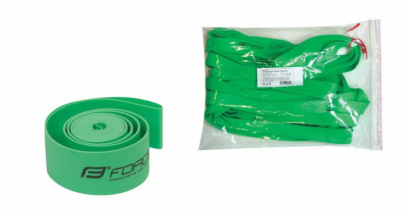 Force vložka ráf. FORCE 559x22 zelen