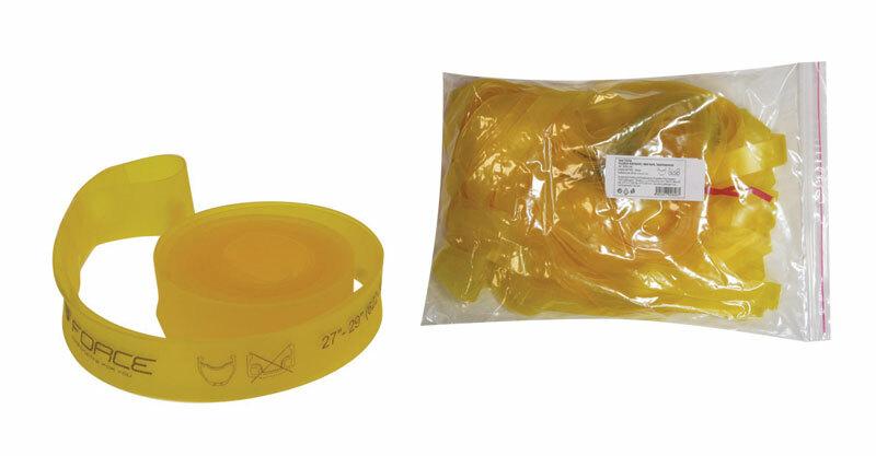 Force vložka ráf. FORCE 622x15 žlutá