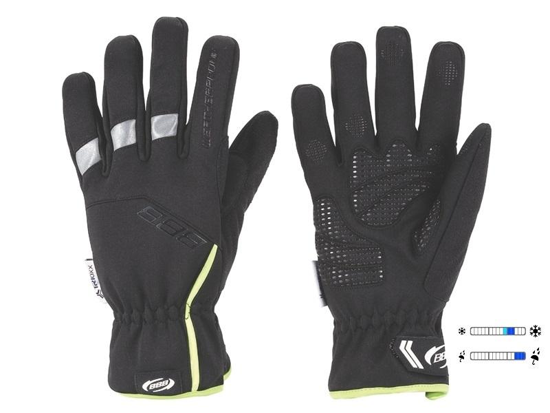 BBB zimní rukavice WEATHERPROOF BWG-25